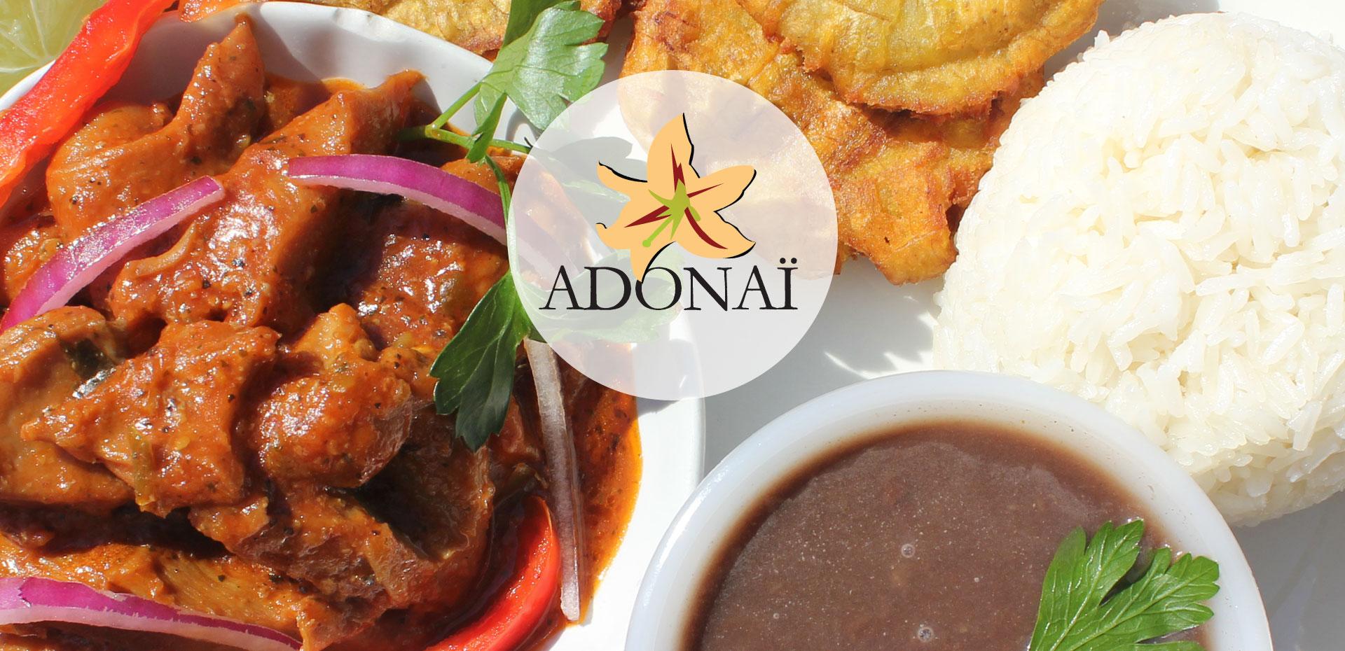 Restaurant Adonai Cuisine Creole